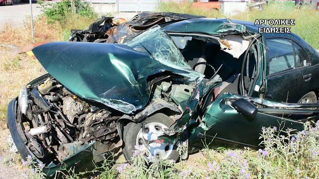 7 θανατηφόρα ατυχήματα τον Ιούνιο στην Πελοπόννησο