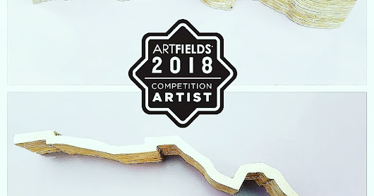 The Wall: Good Fences Make Good Neighbors @ ARTFIELDS 2018 - Crossroads Gallery - Lake City,SC (April 20 - 28)