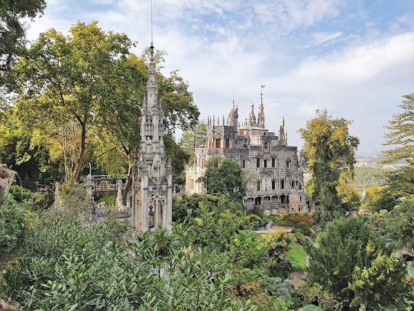Sintra: Exploring Quinta da Regaleira