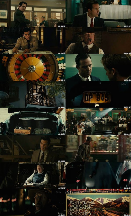 Gangster Squad Dual Audio BRRip 720p 850mb
