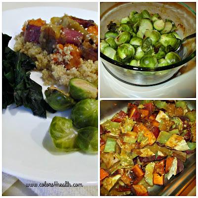 Tasty, Healthy, In-season Fruits and Veggies