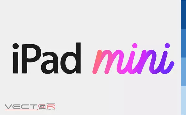 iPad Mini (2021) Logo - Download Vector File Encapsulated PostScript (.EPS)