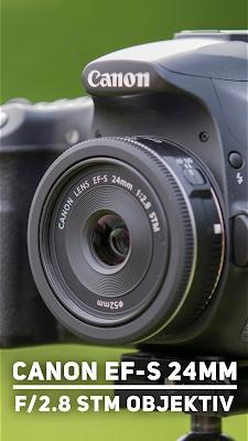 Gear of the Week #GOTW KW 20 | Canon EF-S 24mm f/2.8 STM Objektiv | kompaktes Pancake Objektiv für natürliche Aufnahmen an APS-C DSLR