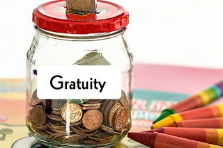 Gratuity Payment before 5 years of completion