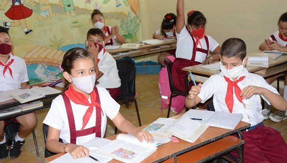 UNESCO reconhece o sistema educacional em Cuba em 2020