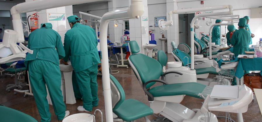 Clínicas hospitalarias de la UNITEPC brindan servicio social en cinco ciudades del país / UNITEPC