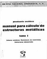 Prontuario de ensidesa - vigas y perfiles metálicos