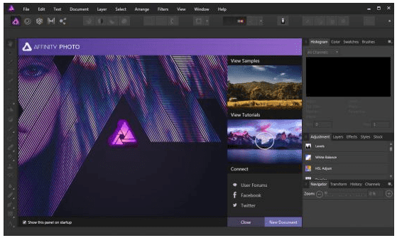 تحميل برنامج Serif Affinity Photo