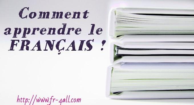 5 ASTUCES - Comment apprendre le FRANÇAIS !