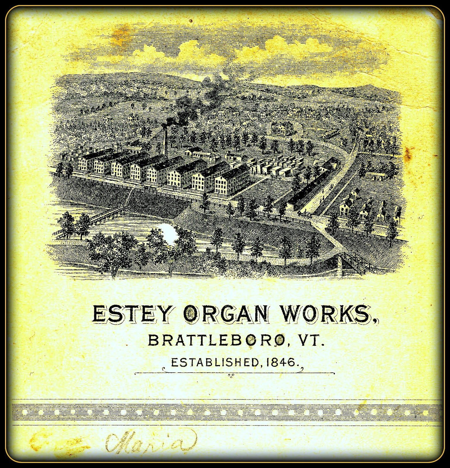 Manufacturing The Muse Estey Organs Consumer Culture In Victorian