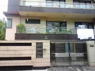 Virat Kohli Delhi House