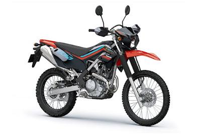 Kawasaki KLX - 230 SE