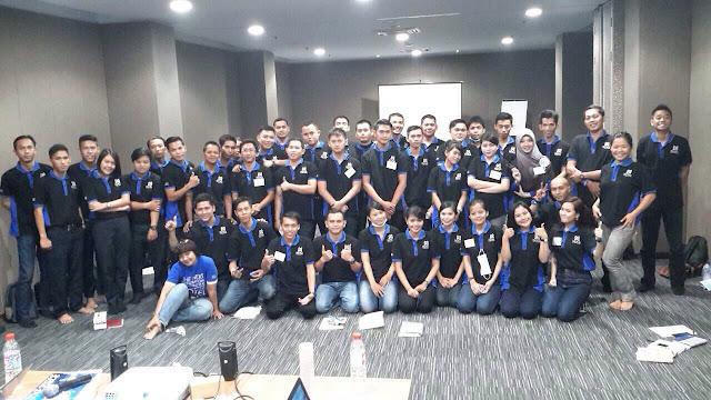 Karyawan Batiqa Hotel Palembang