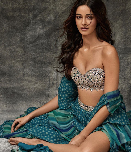 Ananya Pandey is making our jaws drop with her bold pictures