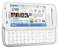 spesifikasi Nokia C6-00