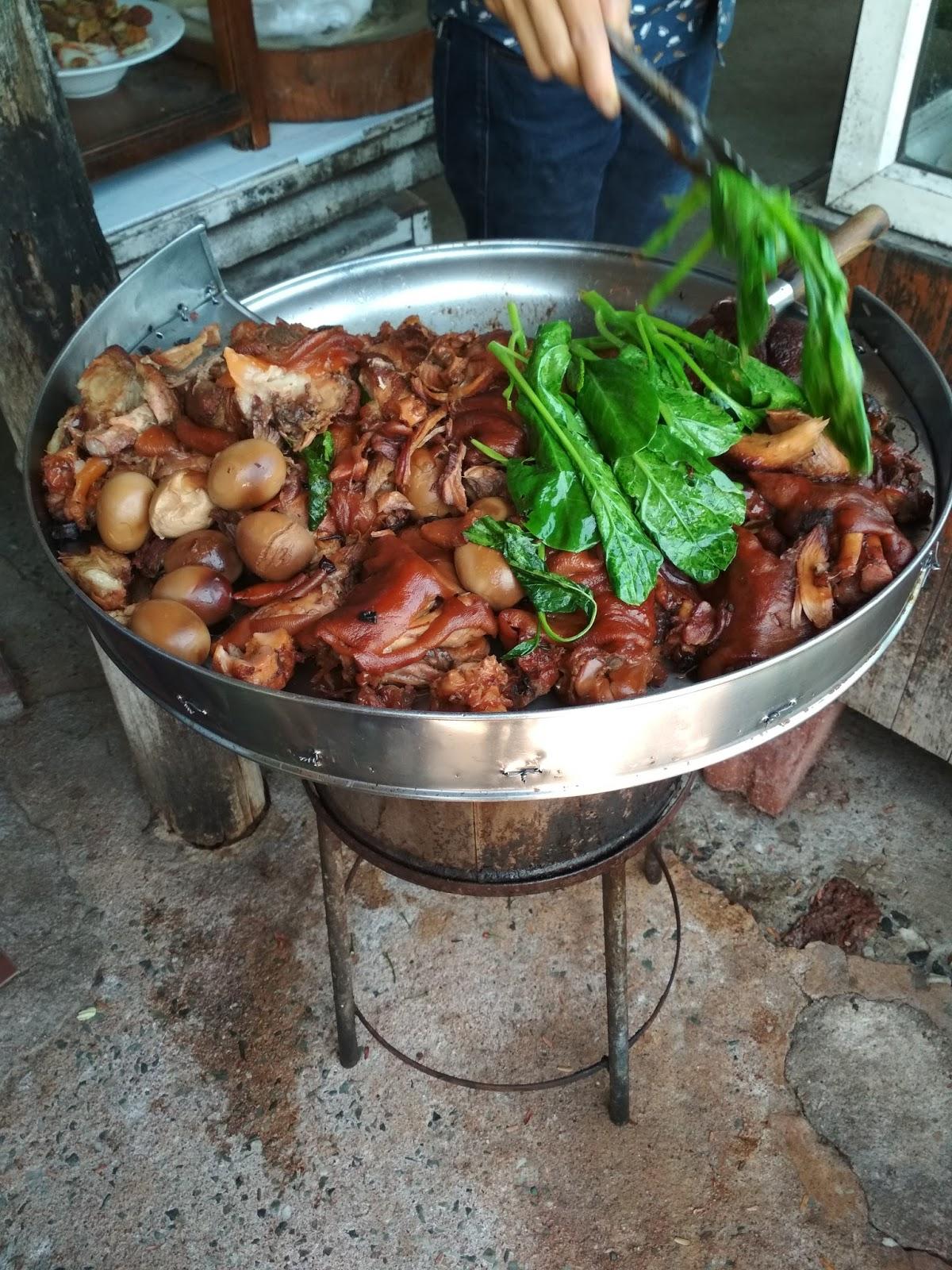 Makan Tom Yam Aneh Di Thailand Selera Kuliner