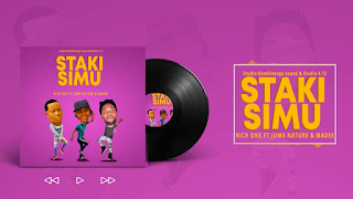 AUDIO| Rich One Ft Juma Nature & Madee - Sitaki Simu | Download New song
