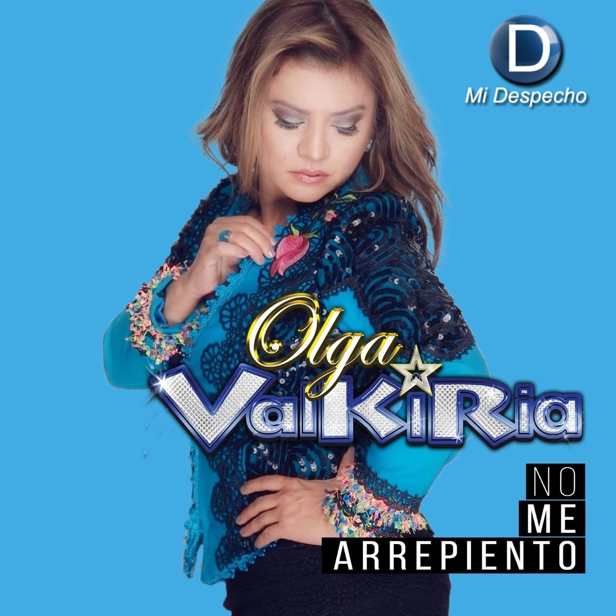 Olga Valkiria No Me Arrepiento Frontal