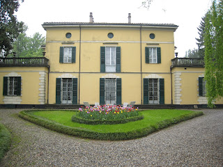 The Villa Verdi, where Strepponi and Verdi lived for almost half a century before her death in 1897