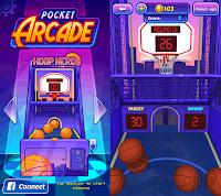 Hoop Hero - Pocket Arcade | Geeky Juan