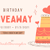 Birthday Giveaway by Nasihattermasyhur