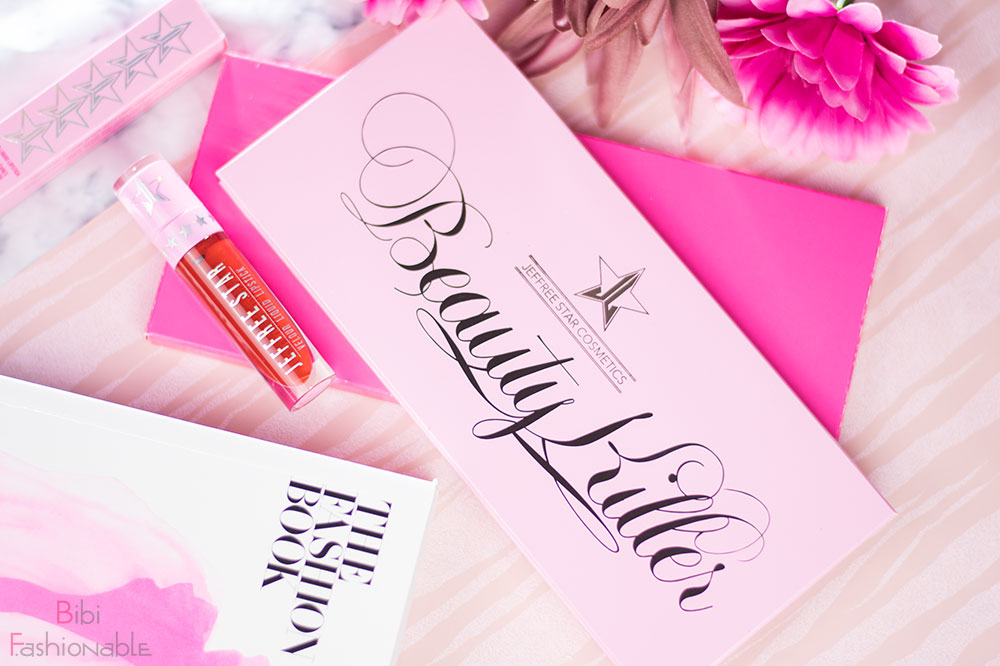 Jeffree Star Cosmetics Beauty Killer Palette Wifey Liquid Lipstick Titelbild