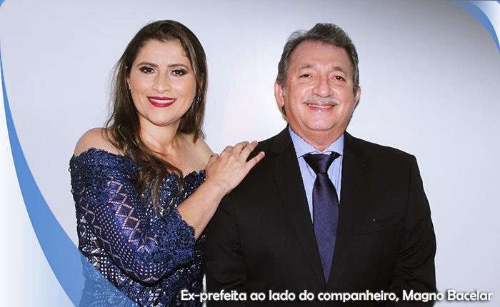 Danúbia Carneiro é condenada por contratações irregulares quando prefeita de Chapadinha