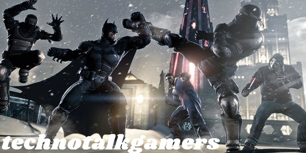 Batman Arkham Origins Highly Compressed PC