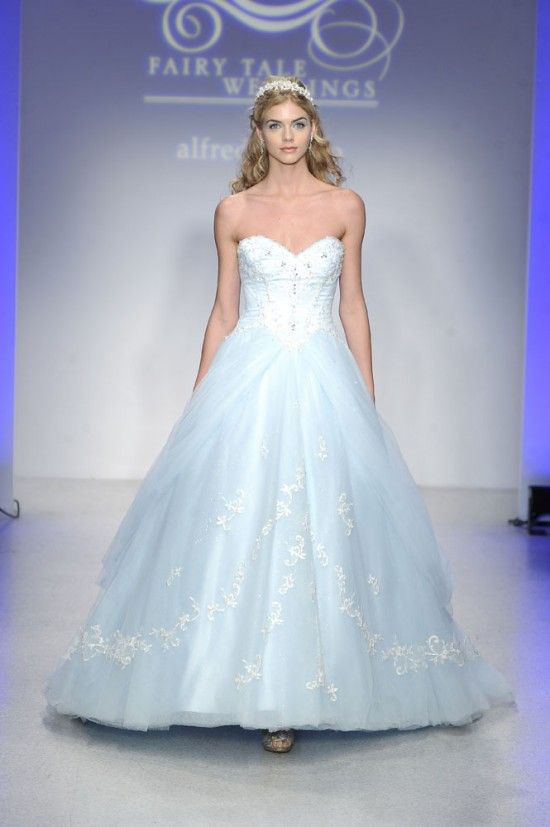 New Cinderella Wedding Dress