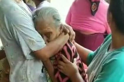 Cerita Nenek di Jember Selamat Saat Rumahnya Ambruk Diguncang Gempa
