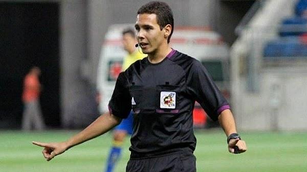 Hernández Maeso pitará el Málaga - Mallorca