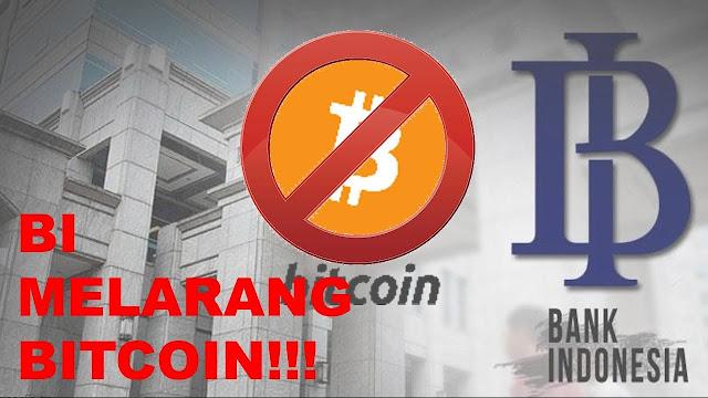 Pernyataan Pihak Bank Indonesia (BI) Terkait dengan Bitcoin dan Cryptocurrency Lainnya & Legalitas Bitcoin di Indonesia