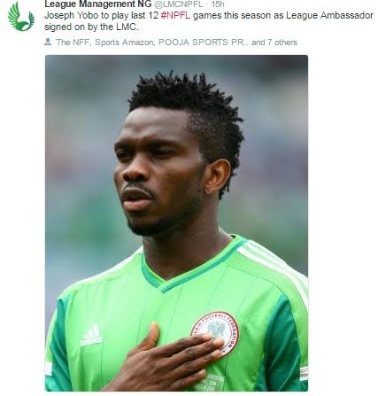 Joseph Yobo to play in Nigerian league, NPFL to pay his salary as clubs hustle for his signature
