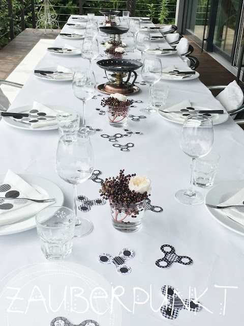 Tischdekoration, Tablesetting