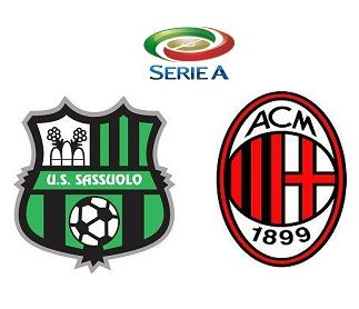 Sassuolo vs AC Milan match highlights
