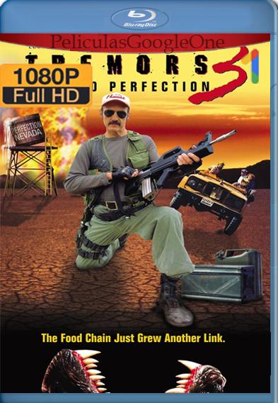 Terror bajo la tierra 3: Regreso a Perfección [2001] [1080p BRrip] [Latino-Inglés] – StationTv