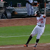 Adam Jones punts gum after flyout (Video)