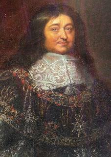 François de Paule de Clermont, marquis de Montglas.