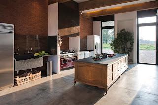 ออกแบบแสงในห้องครัว