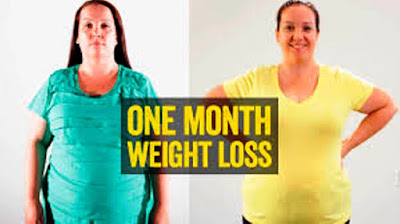 Tips On How To Lose Weight In A Month