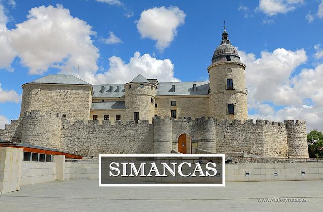 Visitando Simancas y el Archivo General