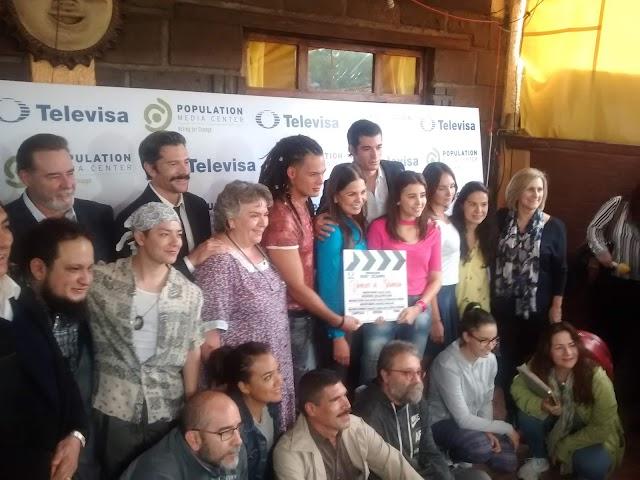 """Rosy Ocampo regresa a las producciones con la telenovela """"Vencer el Silencio"""""""