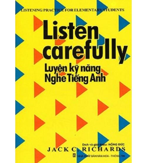LISTEN CAREFULLY Ebook