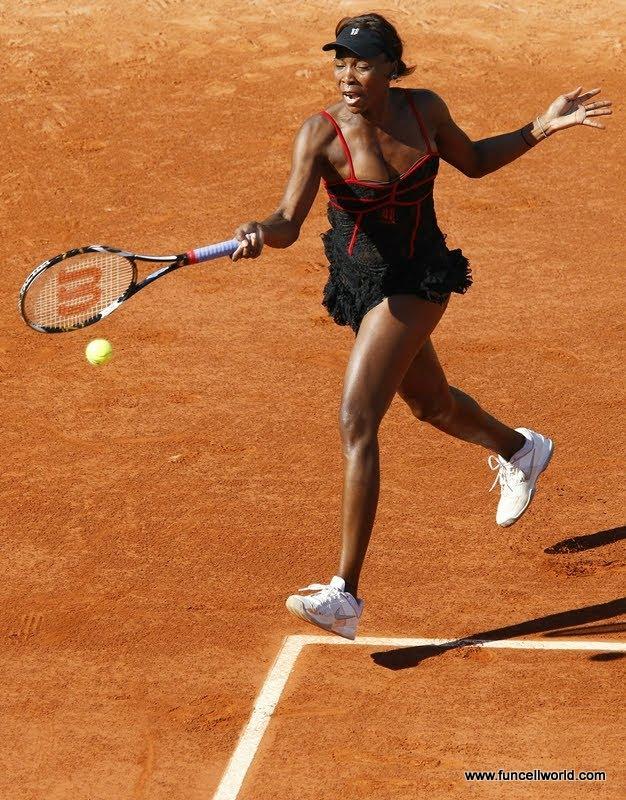 Sexy Pictures Of Venus Williams