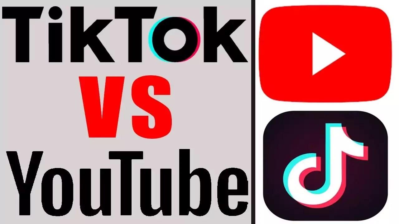 Effect of Tik Tok VS YouTube, Tik Tok rating reached 4.7 to 2