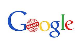 google banned