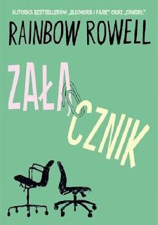 """""""Załącznik"""" Rainbow Rowell"""