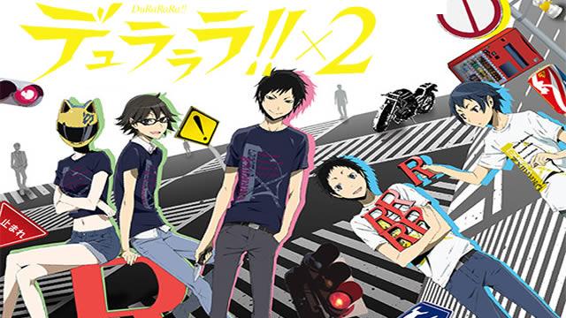 Anime |Durarara!!x2 Ketsu  | Sobrenatural, Misterio, Accion| Anime Online | Anime Mega |Emisión|