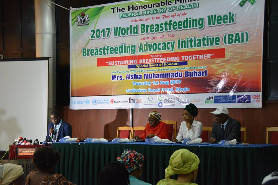 World Breastfeeding Week, 1 – 7 August, 2017