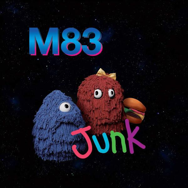 M83 - Junk Cover